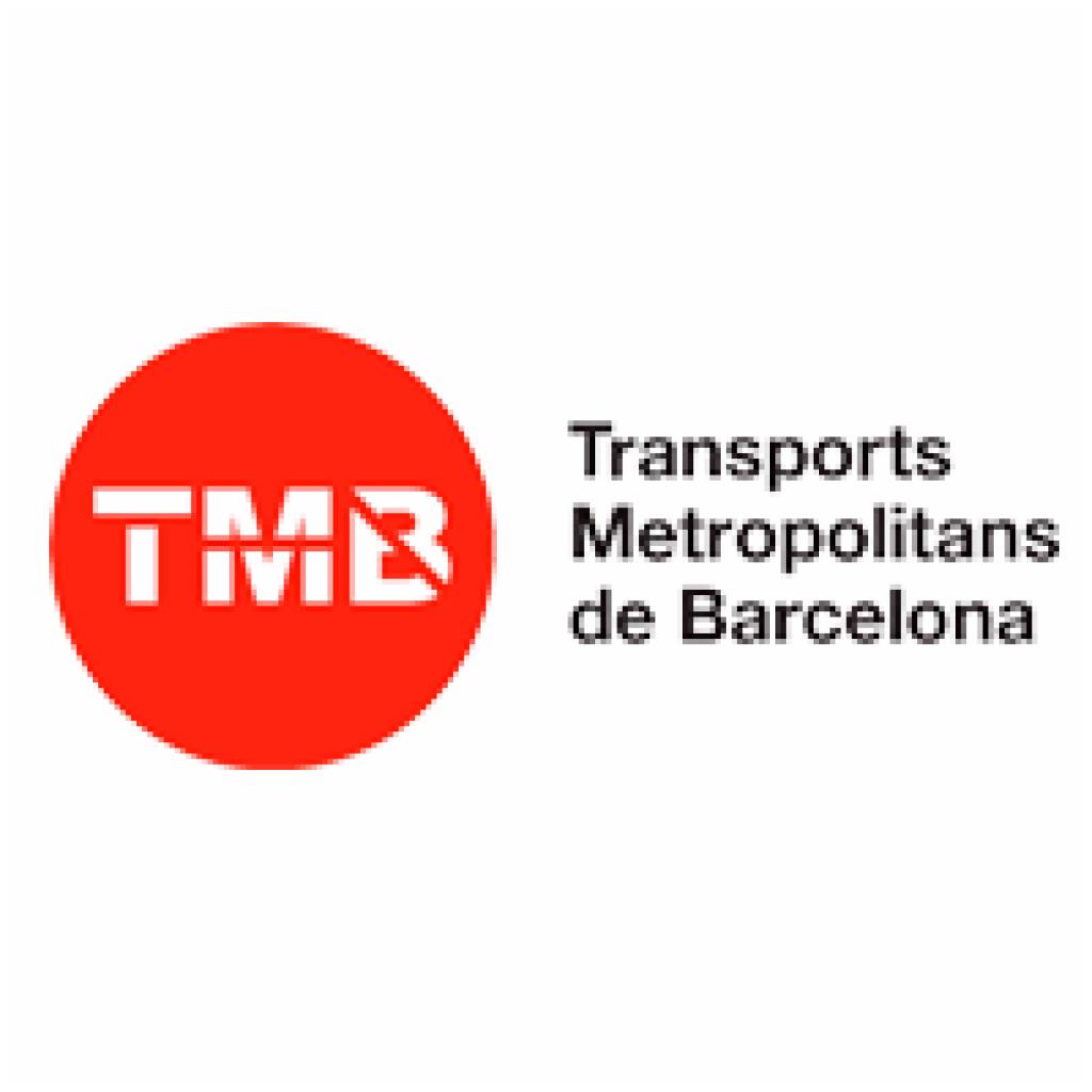 TRANSPORTS METROPOLITANS DE BARCELONA logo